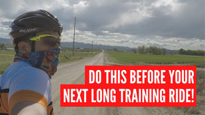 How To Prepare For A Long Training Bike Ride (And Enjoy It!)
