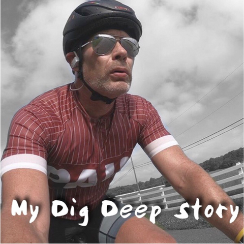 Jeff Nickell My Dig Deep Story #chaskiup
