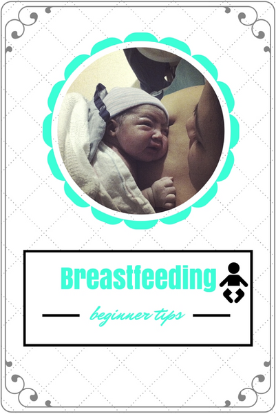 Breastfeeding, lets get this off to great start!