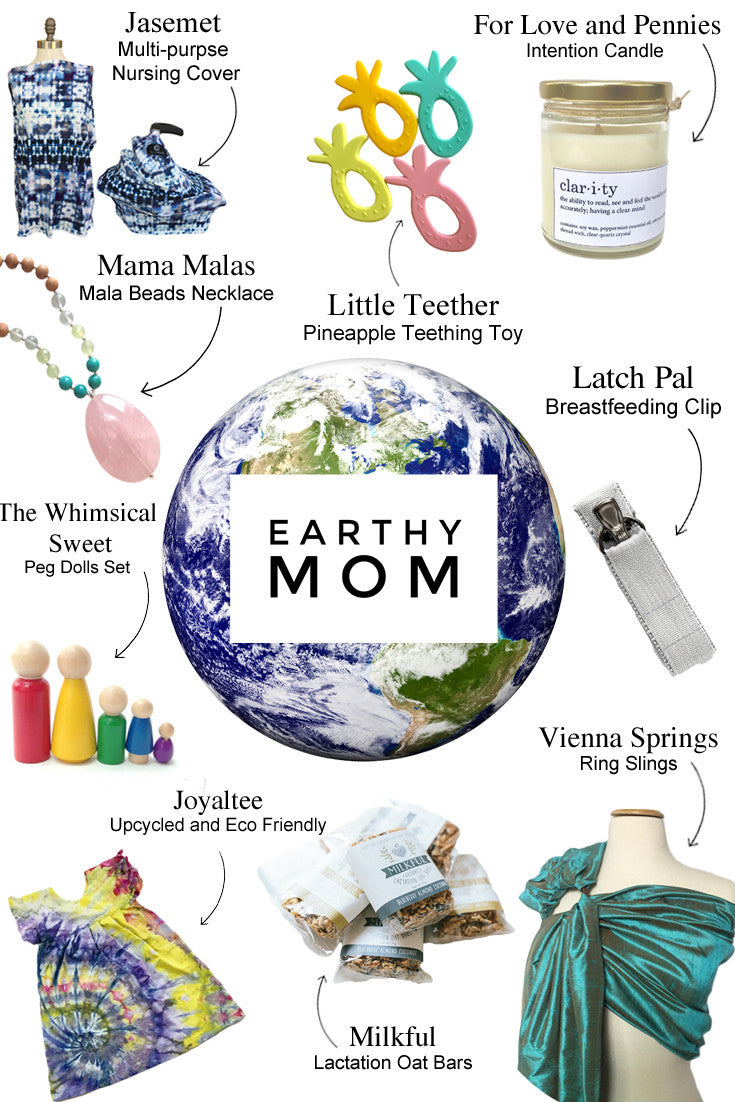 Earthy Mom Must-have items