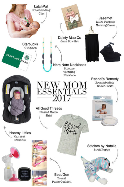 2017 New Mom Essentials