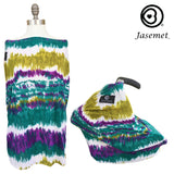 Jasemet Cover - COLORFUL TIE-DYE
