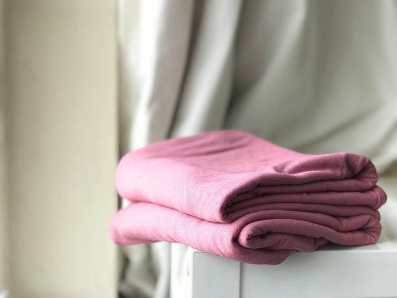 Nursing Scarf - DUSTY ROSE