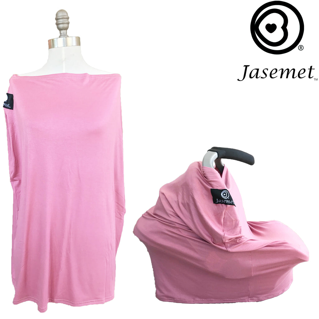 Jasemet Cover -DUSTY ROSE