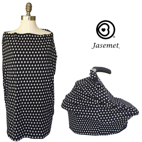 Jasemet Cover - Cruz in Black