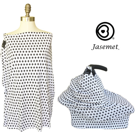 Jasemet Cover - Cruz in White