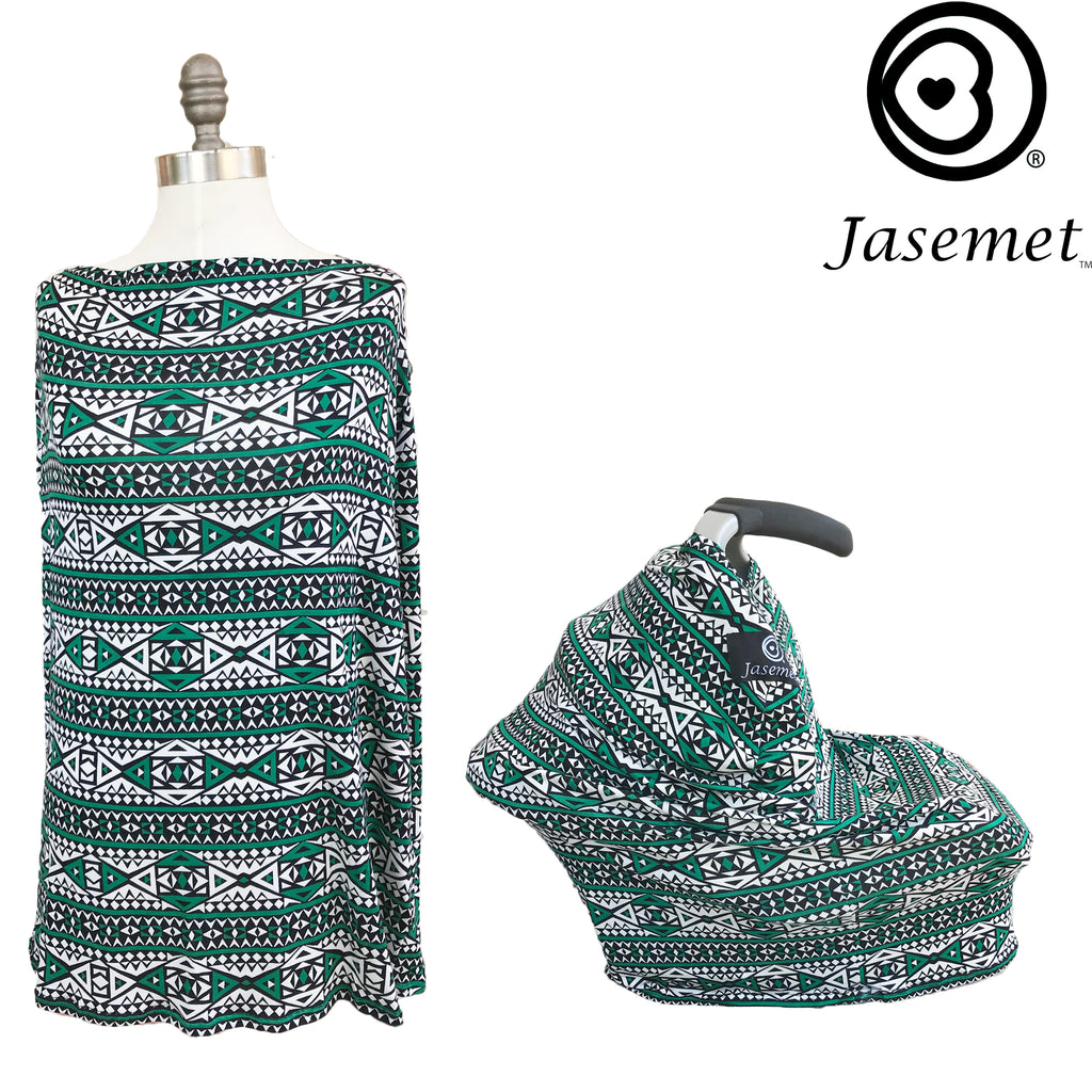 Jasemet Cover - GREEN DIAMOND TRIBE