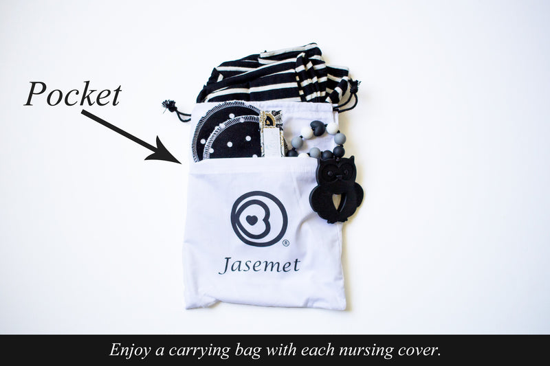Jasemet Cover - FLORAL STRIPES
