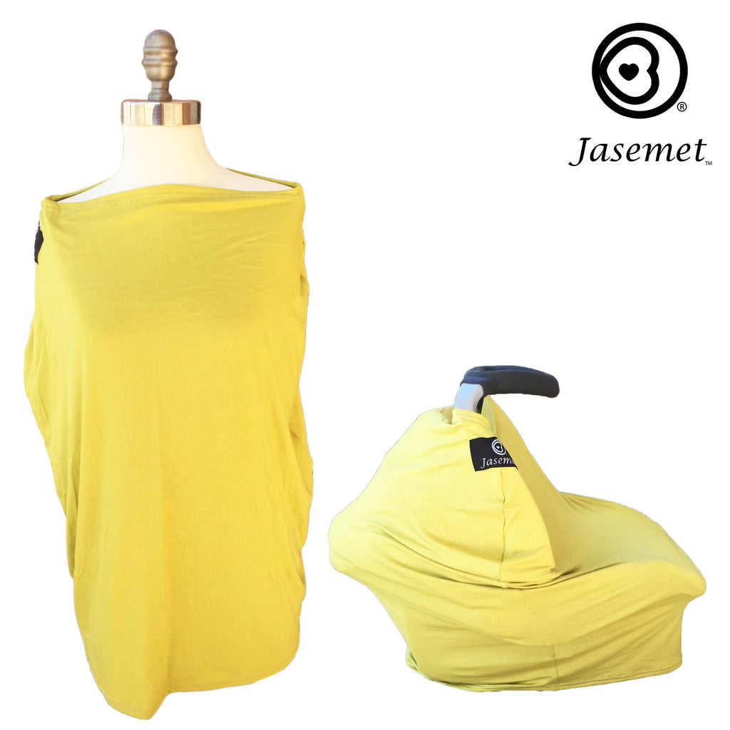 Jasemet Cover - CHARTREUSE
