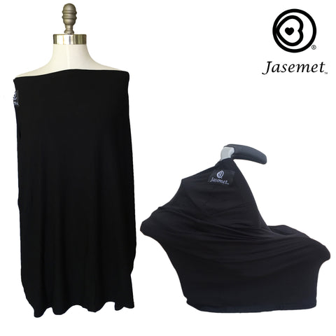 Jasemet Cover - Basic Black