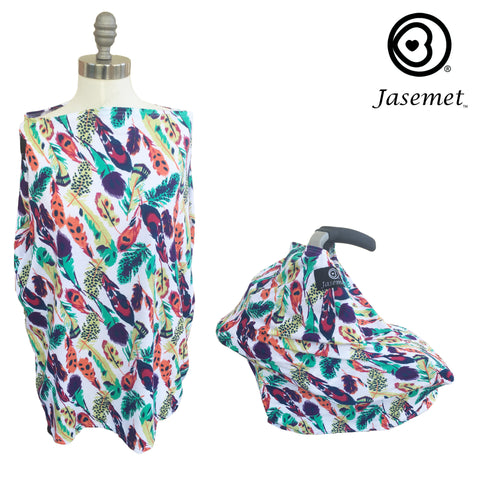 Jasemet Cover - Feathers