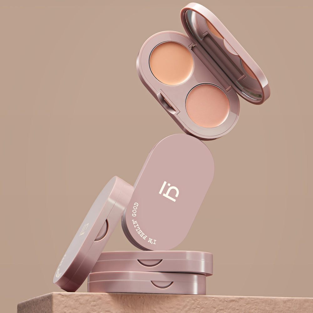 Under Eye Conceal & Illuminate Balm (set of 2 colors)