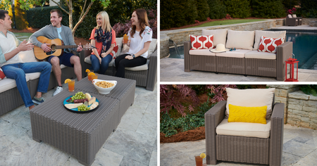 How to perk up your patio