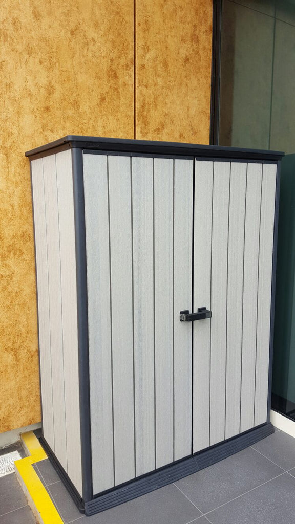 Keter High Store Outdoor Shed