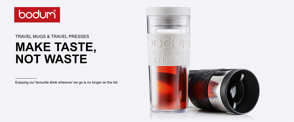 Bodum double wall glass coffee maker tea pot drinkware sale sg