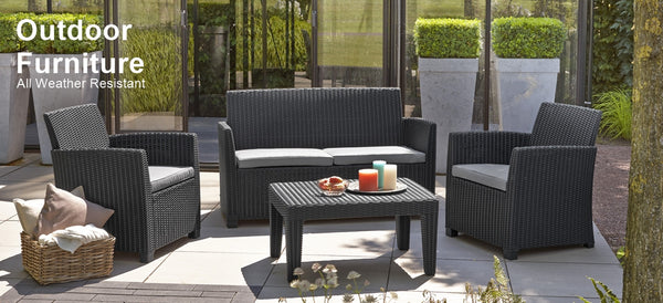 outdoor weather resistant furniture waterproof garden sg