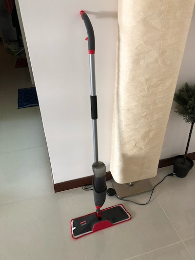Rubbermaid Reveal Spray Mop sg