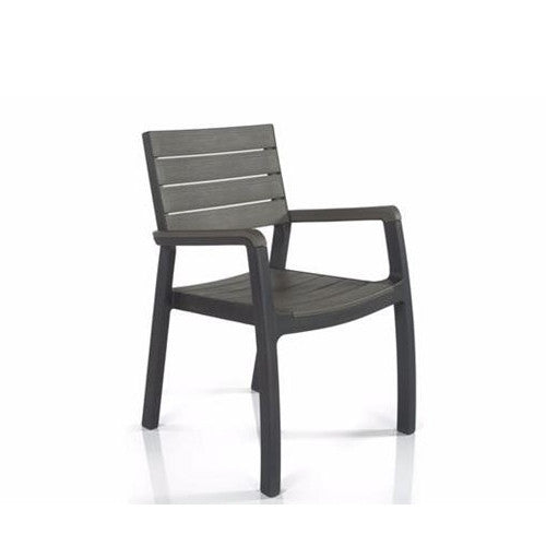 Keter Harmony Outdoor Armchair Grey