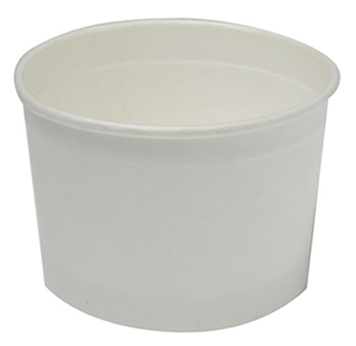 Paper Bowl White 1, 000ml Carton (600 pieces)