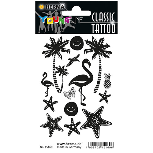 CLASSIC Tattoo Black Beach (15169)