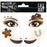 Face Art Stickers Cowboy (15315)