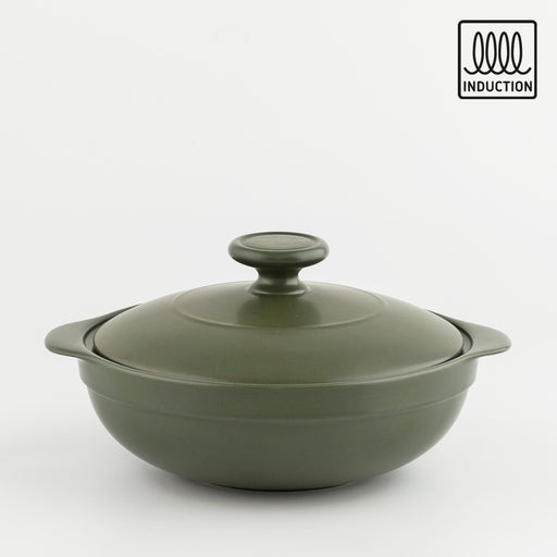 Luna Induction Dutch Oven + Lid 1L