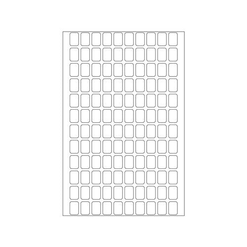 Office Pack Multi-purpose Label 16mm (2310)