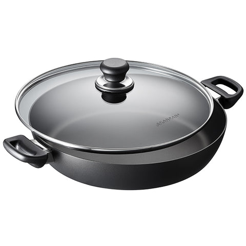 Classic 32cm Covered Chef Pan
