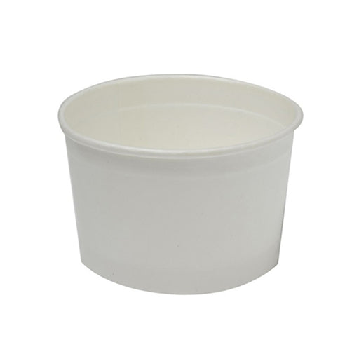 Paper Bowl White 390ml Carton (1, 000 pieces)