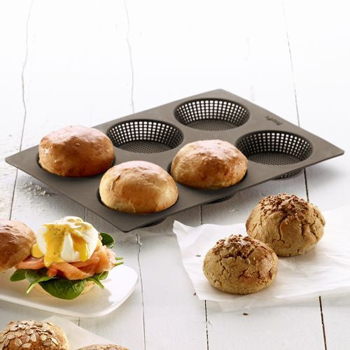 Bread Rolls Brown