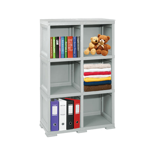 3 Tier Shelving Bookcase Unit