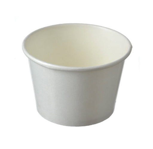 Paper Bowl White 520ml Carton (1, 000 pieces)