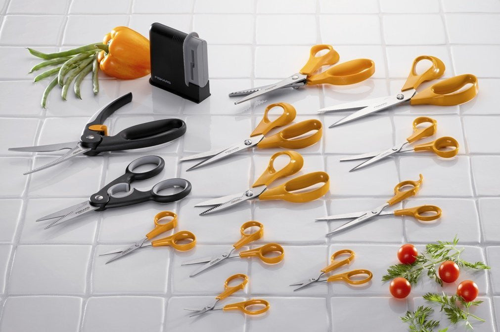 Fiskars Classic Kitchen Scissors 18cm