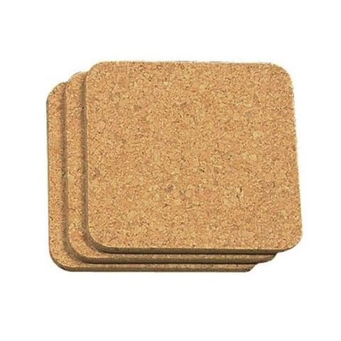 Square Cork Hot Pad