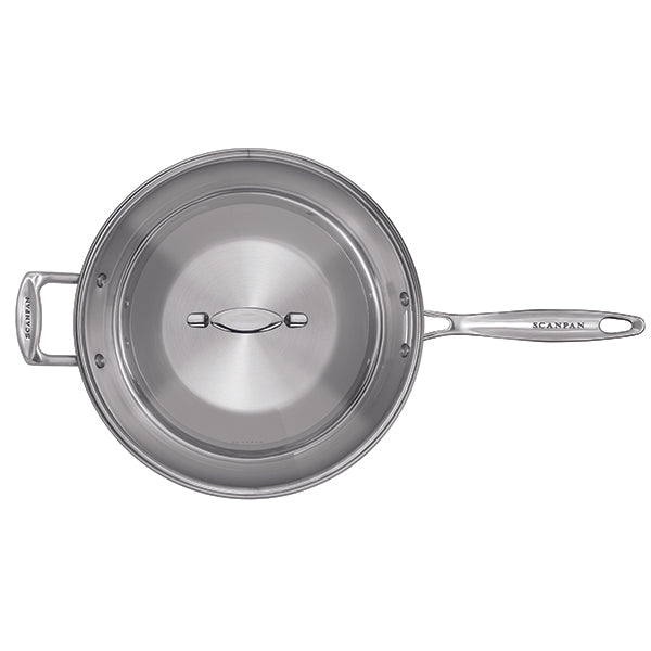 Impact 32cm Wok with Lid