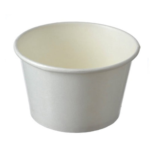 Paper Bowl White 750ml Carton (600 pieces)