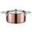 Maitre D' 16cm Mini Dutch Oven With Lid - Copper