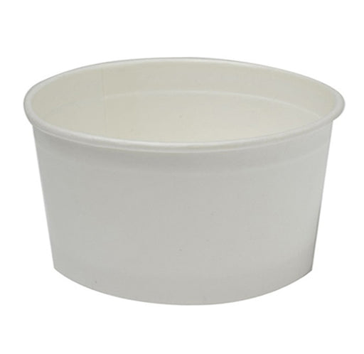 Paper Bowl White 780ml Carton (600 pieces)