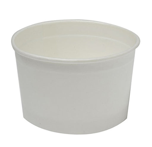 Paper Bowl White 850ml Carton (600 pieces)