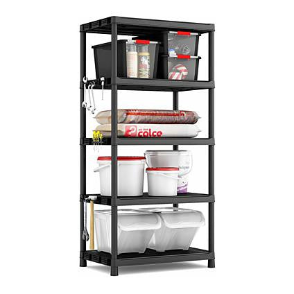 Shelf Plus XL/5 with Tools Holder