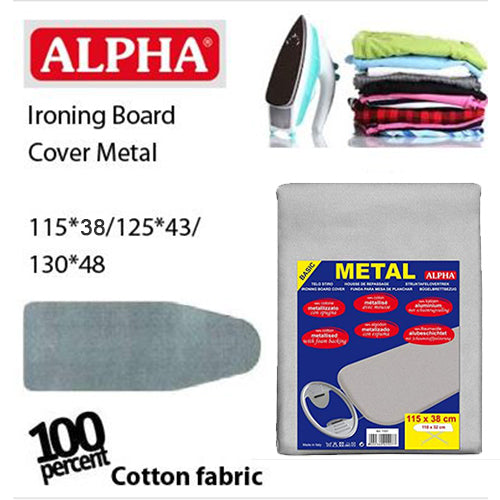 Ironing Board Cover Metal 115 x 38 cm