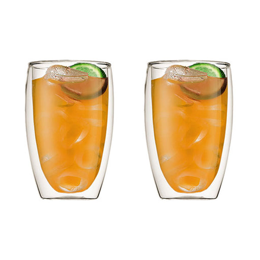 PAVINA Double Wall Glass 0.45L/15oz (Set of 2)