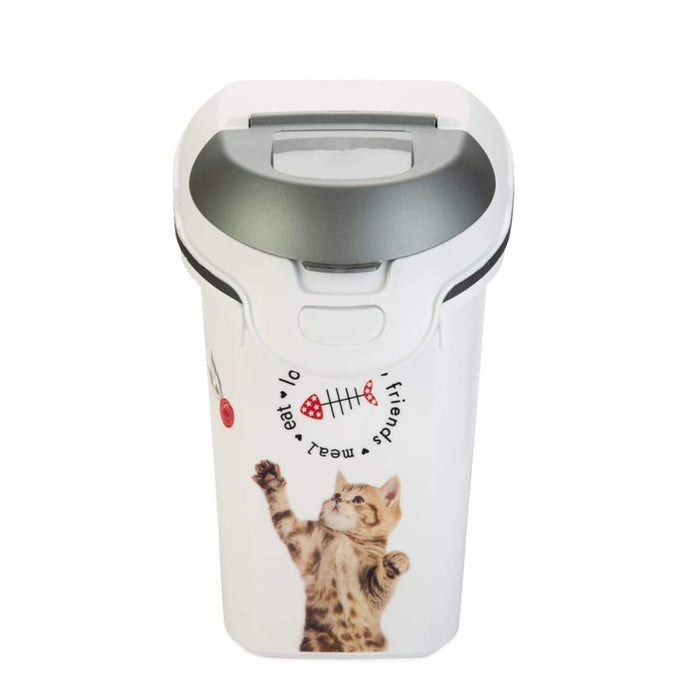 Pet Food Container 6KG Cat