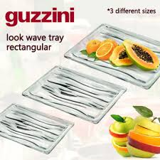 Look Wave Tray Rectangular