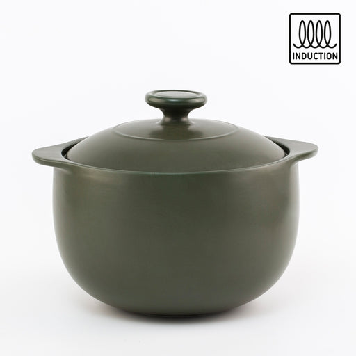 Vesta Induction Stock Pot + Lid 3L