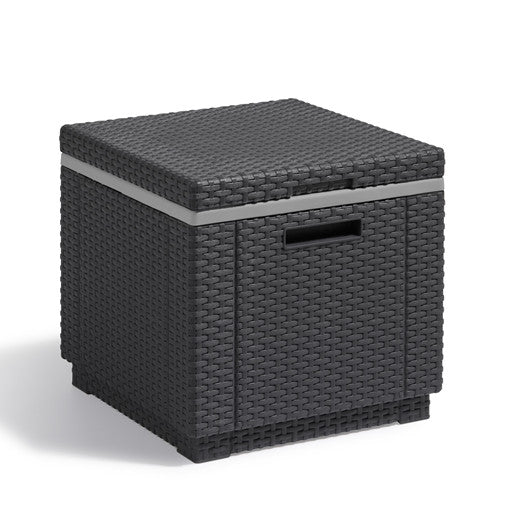 Ice Cube Cooler Table Graphite