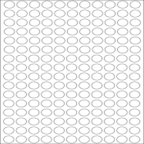 Office Pack Multi-purpose Label Round 8mm (2210)