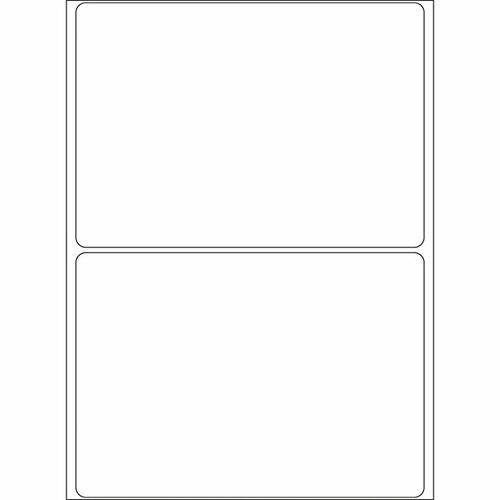 Office Pack Multi-purpose Labels 74 x 105mm (2570)