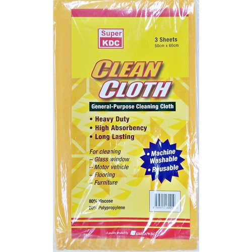 KDC Clean Cloth Twin Pack