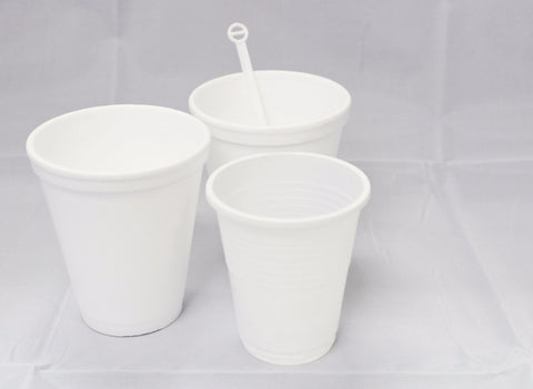 Partyware Foam Cups